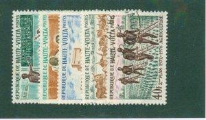 Burkina FAS 275-79 USED BIN$ 2.00