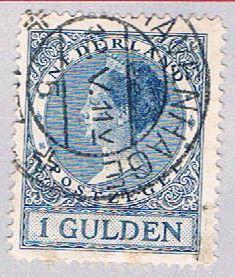 Netherlands 161 Used Queen Wilhelmina 1925 (BP32920)
