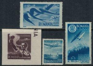 Romania #CB9,11-2,5*  CV $3.20