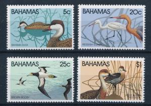 [64321] Bahamas 1981 Birds Ducks   MLH