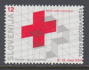 Slovenia RA21 MNH VF