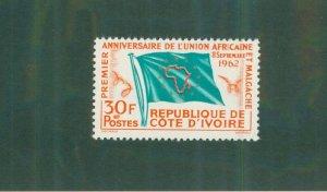 Ivory Coast 198 MH BIN$ 2.00