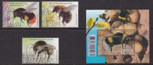 Slovenia, Fauna, Insects MNH / 2012