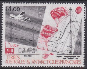 French Southern & Antarctic Territory Sc #C92 MNH