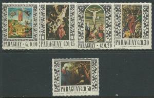 Paraguay  Art Series CV.$ 1.25