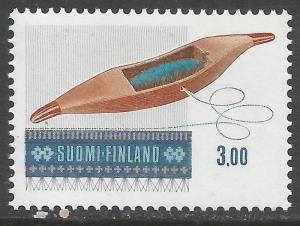 FINLAND 636 MNH Z116