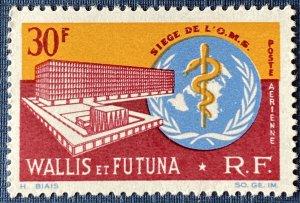 Wallis and Futuna Islands C25 MNH (SCV $3.50)