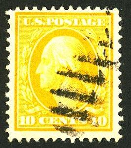 U.S. #388 USED