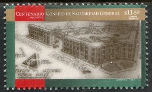 MEXICO 3046 General Health Council, Centenary. MINT, NH. VF.
