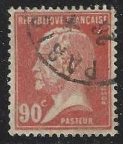 France #193 Used (U1)
