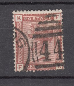 J28075 1880-1 great britain used #79 queen