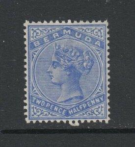 Bermuda, Scott 22 (SG 27b), MHR