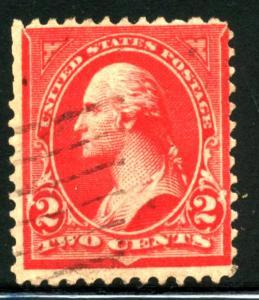 United States - SC #279b - used - 1899 - Item USA047