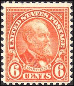 638 Mint,OG,XLH... SCV $2.00