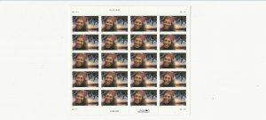 US Stamps/Postage/Sheet Sc #3748 Zora Hurston-writer MNH F-VF OG FV$ 7.40