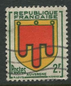 France - Scott 619 - General Definitive Issue -1949 - Used - 2fr Stamp