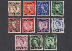 Kuwait 129-139 MLH CV $20.40