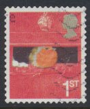Great Britain SG 2572  SC# 2319  Used Smilers Booklet Robin