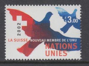 UN Geneva 404 MNH VF