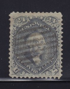 70b steel blue VF-XF used neat face free cancel nice color cv $ 850 ! see pic !