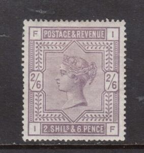 Great Britain #96 (SG #178) VF Mint