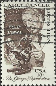 # 1754 USED DR GEORGE PAPANICOLAOU