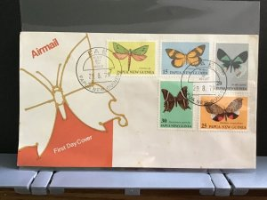 Papúa New Guinea 1979 Airmail First Day Cover  stamp cover  R31608