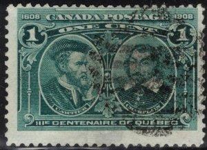 Canada Scott #97 Used (2)