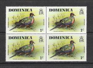 Dominica #486 Mourning Dove MNH