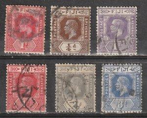 Fiji Used Edward & George V