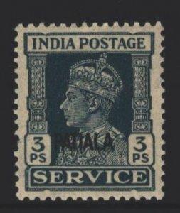 India Patiala Sc#O63 MH