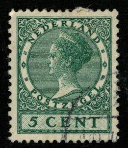 Queen Wilhelmina, Netherlands, 1924-1925 (3170-T)