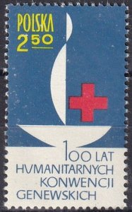 Poland #1133 MNH  (K2322)
