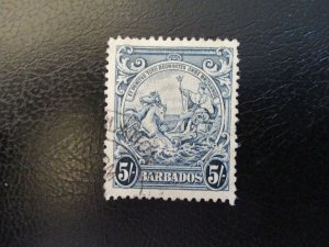 Barbados #201a Used (L7G3) WDWPhilatelic