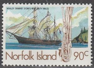Norfolk Is #363 MNH F-VF (SU4554)