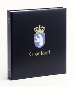 DAVO Luxe Hingless Album Greenland I 1938-1999