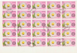 PANAMA 1966 JUNIOR CHAMBER OF COMMERCE - SHEETS OF 25