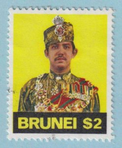 BRUNEI 207  USED - NO FAULTS EXTRA FINE !