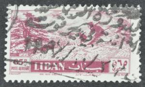 DYNAMITE Stamps: Lebanon Scott #C234 - USED