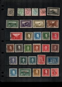 Bosnia and Herzegovina  MH  and used lot of 28