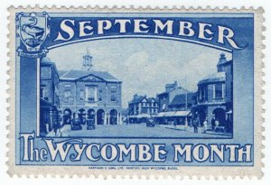 (I.B) Cinderella Collection : Harrison & Sons - The Wycombe Month