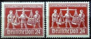 Germany SBZ mnh