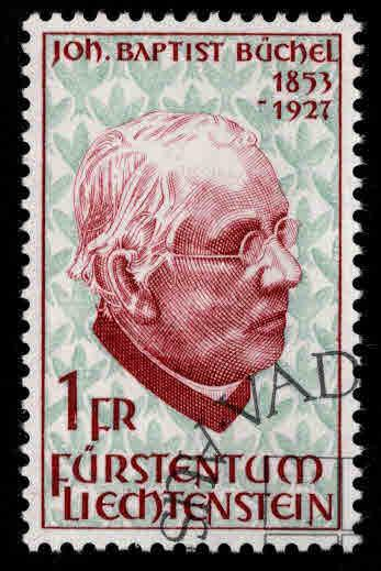 LIECHTENSTEIN Scott 429 Used CTO  stamp