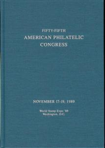 Fifty-Fifth American Philatelic Congress, The Congress Bo...