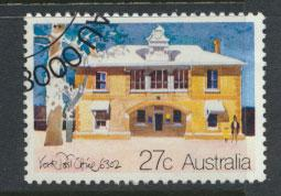 Australia SG 853 Used PO bureau Cancel