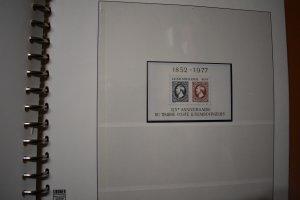 LUXEMBOURG  1977  YEAR SET  MNH