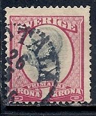 Sweden #65  (U) CV $2.25