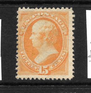 US 1870-71  15c  WEBSTER    MLH    Sc 152