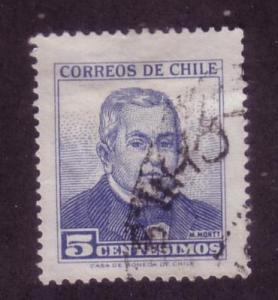 Chile Sc. # 327 Used