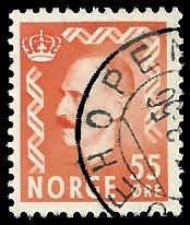 Norway - 315 - Used - SCV-1.25